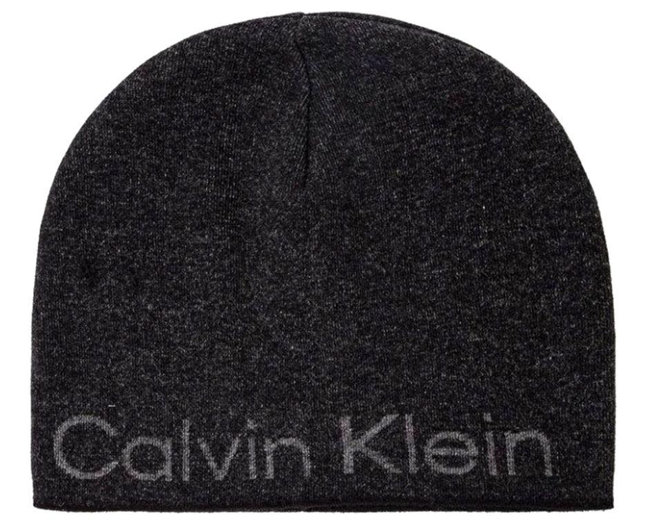 Calvin Klein DRY BRANDING RIB BEANIE K50K507485