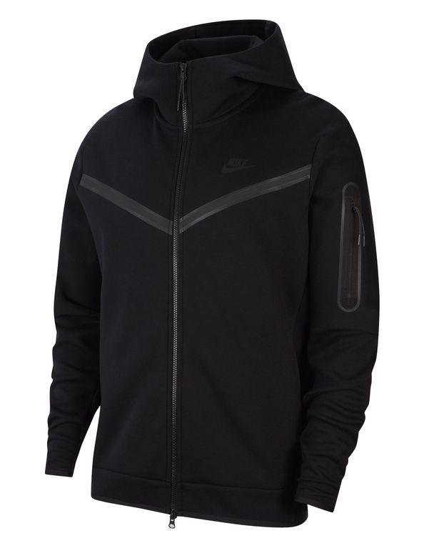 Nike NSW TECH FLEECE HOODIE FZ CU4489-010
