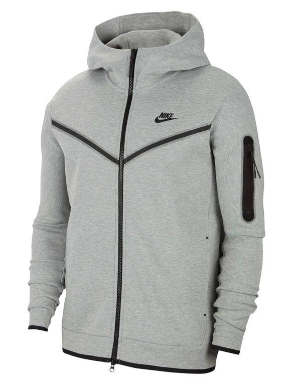 Nike NSW TECH FLEECE HOODIE WR CU4489-063