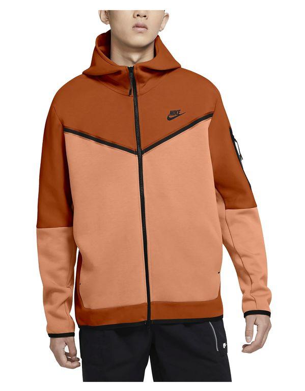 Nike M NSW TCH FLC HOODIE FZ WR CU4489-893