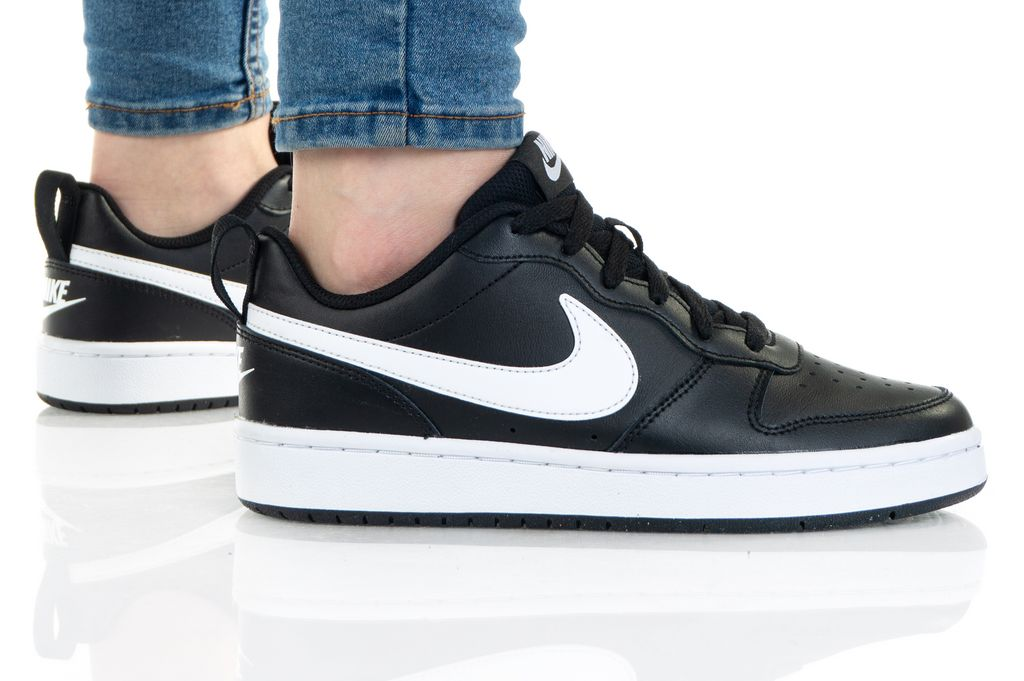 Nike COURT BOROUGH LOW 2 (GS) BQ5448-002