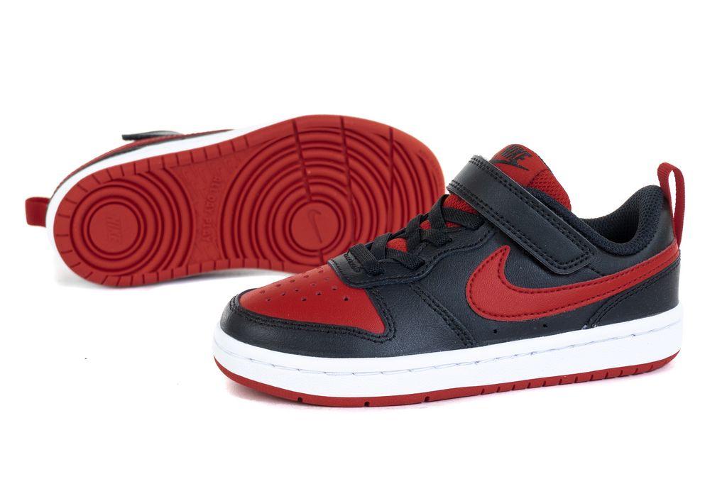 Nike COURT BOROUGH LOW 2 (PSV) BQ5451-007
