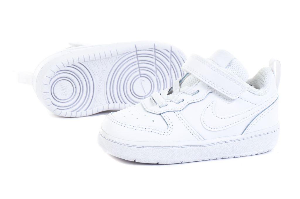 Nike COURT BOROUGH LOW 2 (TDV) BQ5453-100