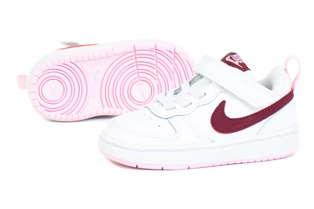 Nike COURT BOROUGH LOW 2 (TDV) BQ5453-120