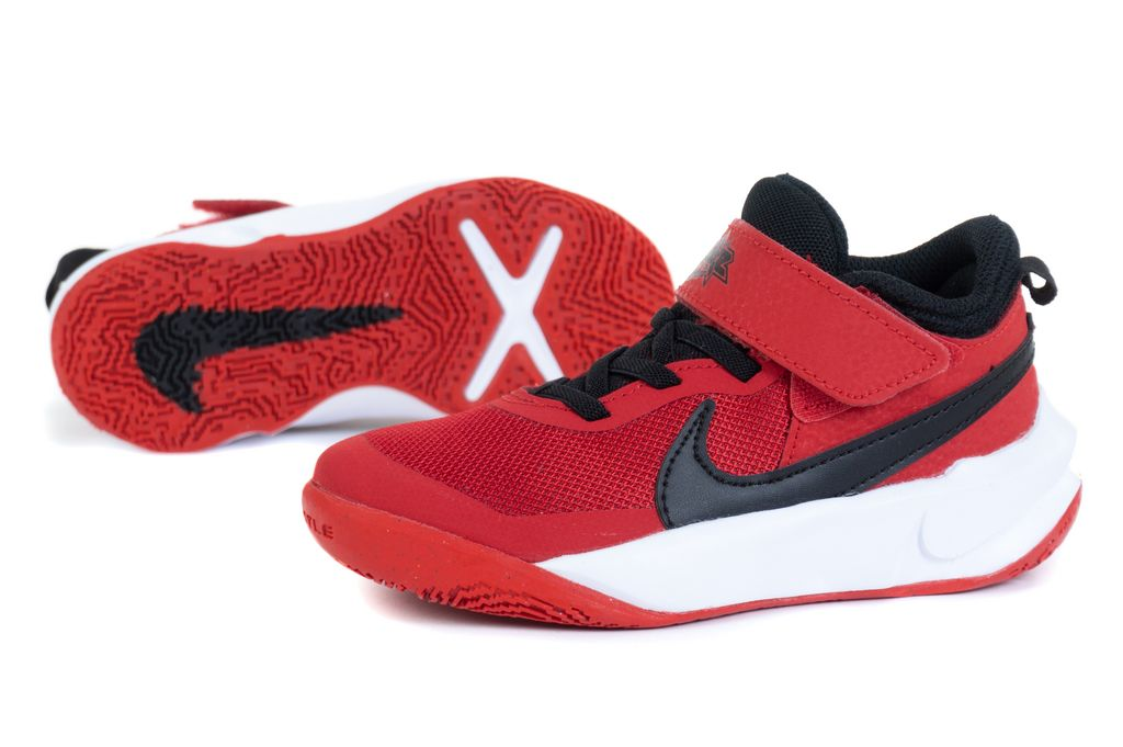 Nike TEAM HUSTLE D 10 (PS) CW6736-600