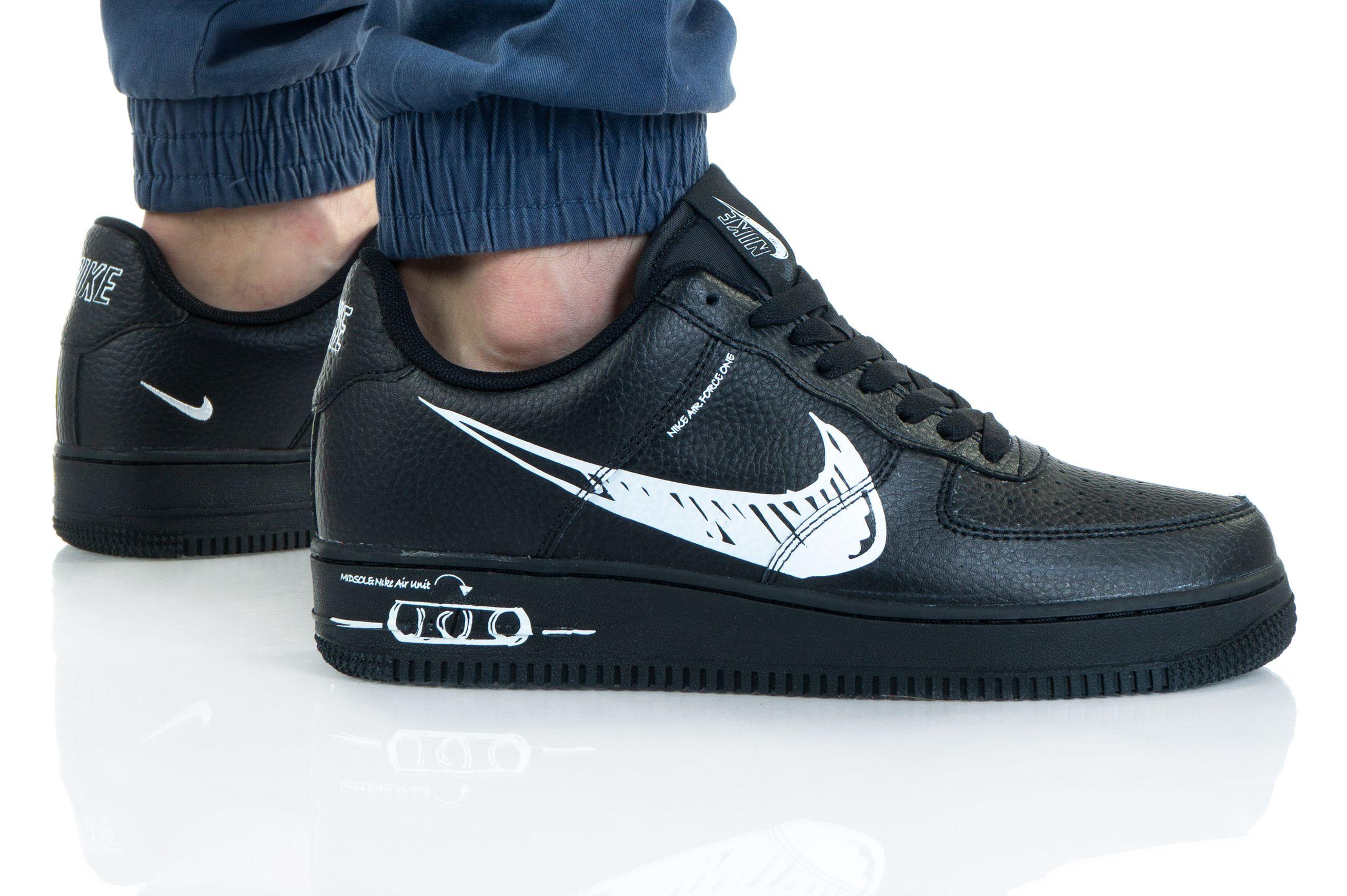 Bottes Nike AIR FORCE 1 LV8 UTILITY CW7581-001   immi b2b