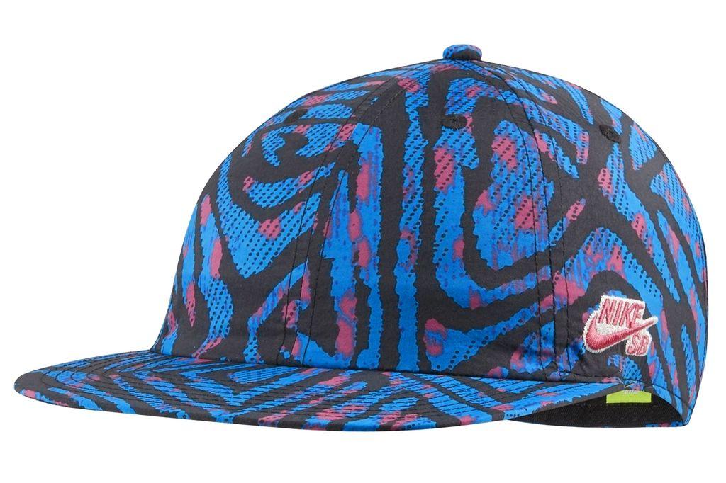 Nike U NK H86 CAP FLATBILL AOP CQ9274-446
