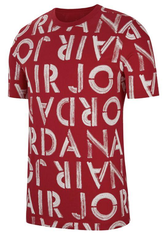 Nike M J BRAND SS AOP CREW CN3586-687