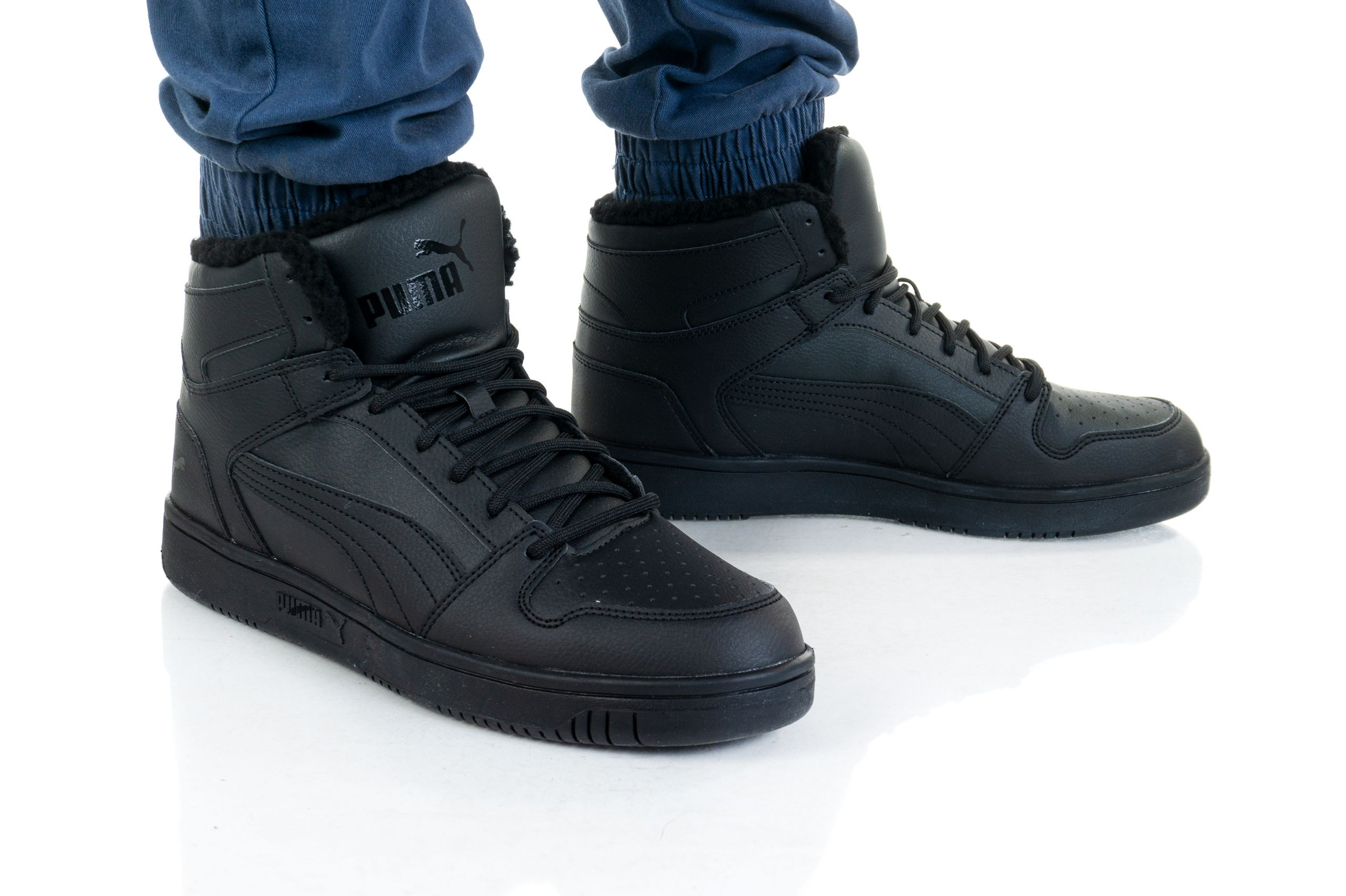 Shoes Puma REBOUND LAYUP SL FUR 36983003   immi b2b