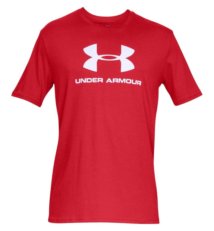 Under Armour SPORTSTYLE LOGO SS 1329590-600