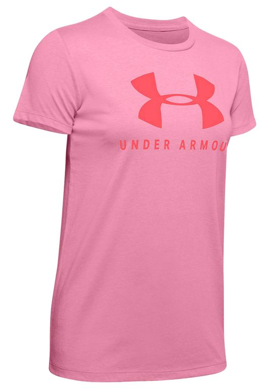 Under Armour GRAPHIC SPORTSTYLE CLASSIC CREW 1346844-691